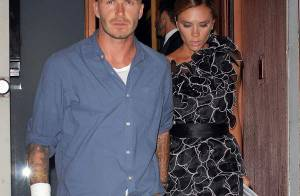 PHOTOS EXCLUSIVES : David et Victoria Beckham, un couple très mal assorti !