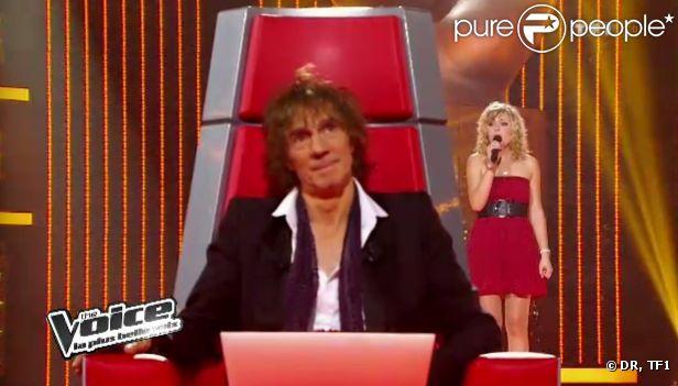 Louis Bertignac dans The Voice