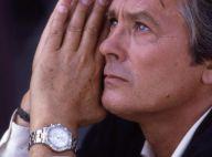 Alain Delon : Sa collection de montres mise aux enchères