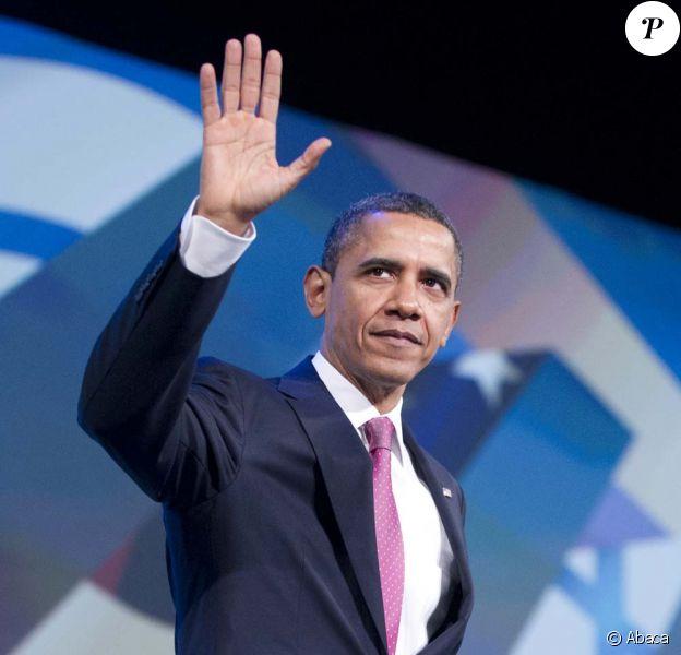 Barack Obama à Washington le 4 mars 2012.