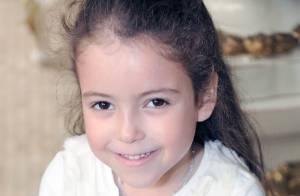 La princesse Lalla Khadija toute mignonne pour ses 5 ans