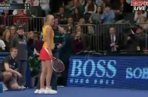 Rory McIlroy et Caroline Wozniacki amoureux face à une Maria Sharapova dansante