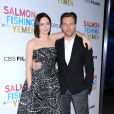 Ewan McGregor et Emily Blunt à l'avant-première de Salmon Fishing in the Yemen, à Los Angeles le 5 mars 2012.