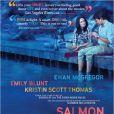 Salmon Fishing in the Yemen, avec Ewan McGregor et Emily Blunt.