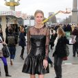 Nicky Hilton au défilé Valentino à Paris le 6 mars