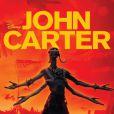Une affiche de John Carter.