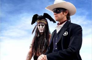 Lone Ranger : Johnny Depp joue aux cowboys et aux Indiens au Far West