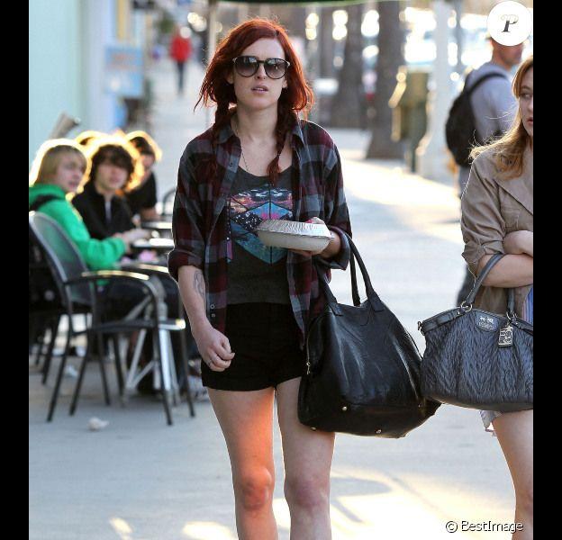 Rumer Willis le 8 mars 2012 à Los Angeles