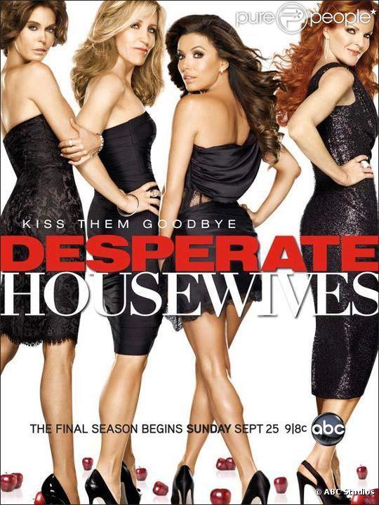 Les héroïnes de Desperate Housewives