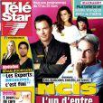 Couverture du magazine Télé Star en kiosques ce lundi 12 mars 2012.