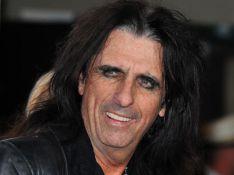 Alice Cooper et Ozzy Osbourne fuient les araignées...