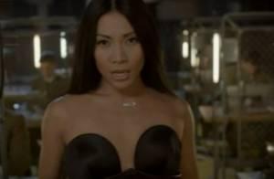 Eurovision 2012 - Anggun : Son clip militaire et sexy pour Echo (You and I)