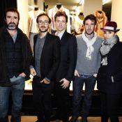 Eric Cantona et Rachida Brakni : Un Koople rock pour Pete Doherty