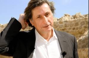 Patrick de Carolis décoré par Nicolas Sarkozy avant de faire son Grand Tour