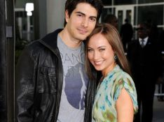 Brandon Routh de Superman Returns va devenir un SuperPapa