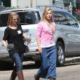 Julianne Hough sur le tournage du nouveau film de Diablo Cody, à la Nouvelle-Orléans, le 14 mars 2012