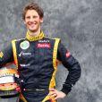 Romain Grosjean le 15 mars 2012 à Melbourne