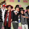 IM5 lors du thé d'anniversaire de Perez Hilton à Los Angeles le 24 mars 2012