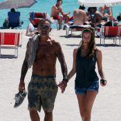 Christian Audigier : Avec sa belle Nathalie, tournée des boîtes et des plages