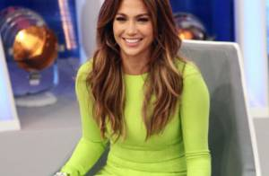 Jennifer Lopez : Sexy en vert fluo devant son Casper Smart admiratif