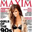Jennifer Love Hewitt en couverture de Maxim