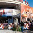 L'avant-première du film Blanche Neige à Paris au Gaumont Capucines le 31 mars 2012