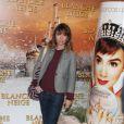 Axelle Laffont lors de l'avant-première du film Blanche Neige à Paris au Gaumont Capucines le 31 mars 2012