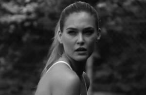 Bar Refaeli : Une joueuse de tennis sexy pour lancer sa marque de lingerie