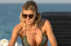 Rita Rusic : la Croate sexy de 51 ans se la coule douce sous le soleil de Miami