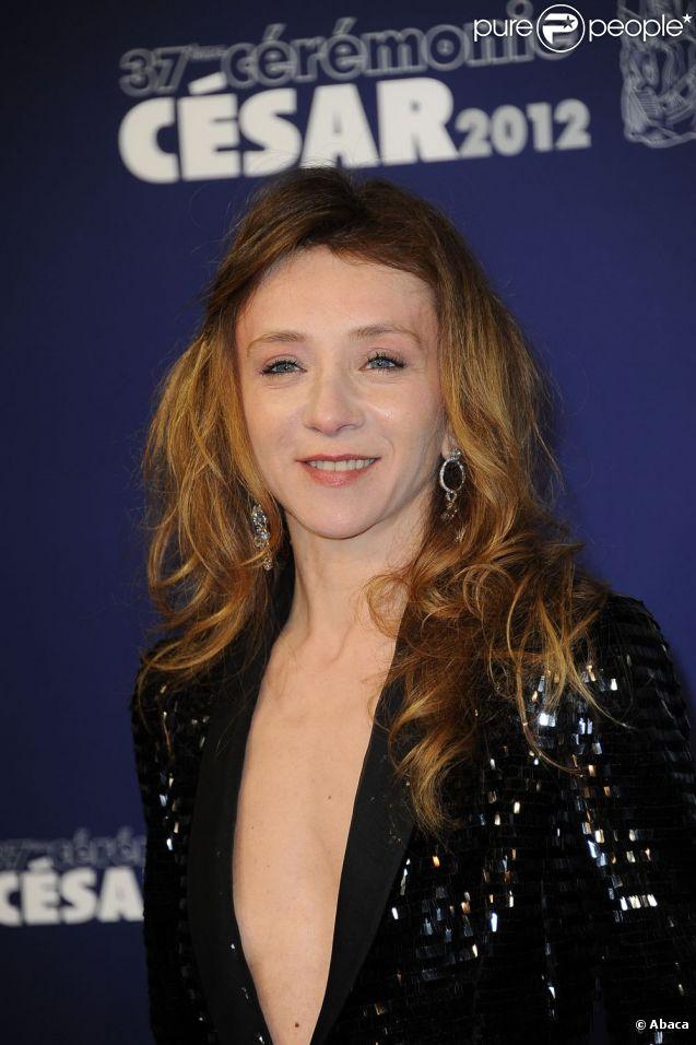 Sylvie Testud, en février 2012.
