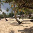 C'est dans un décor paradiasiaque que les soeurs Kardashian ont posé leurs valises en République dominicaine, au mois de mars 2012.
