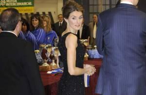 PHOTOS : Quand la princesse Letizia  fait de l'ombre à Carrie Bradshaw !