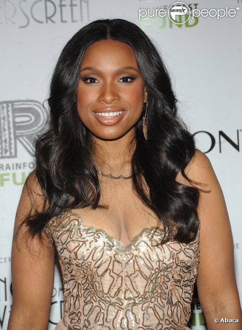 Jennifer Hudson le 4 avril 2012 à New York