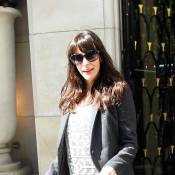 Liv Tyler : Une Parisienne chic en mode shopping