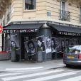 Le restaurant de Jean Imbert, L'Acajou, dans le XVIe arrondissement