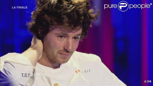 Jean, grand gagnant de Top Chef 2012