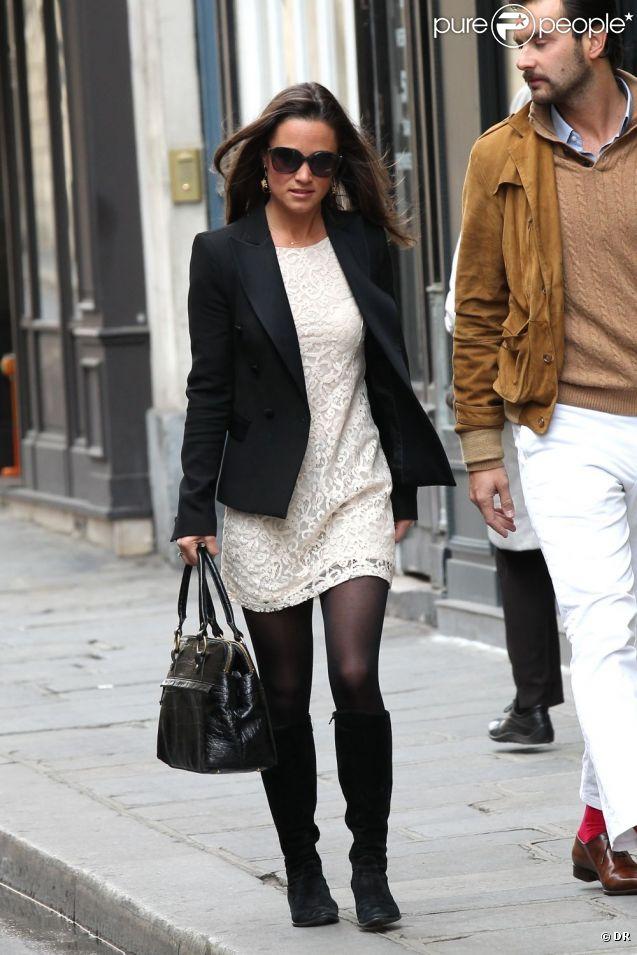 Pippa Middleton se enfrenta a penas de cárcel por la exhibición de un arma en París 832519--637x0-2