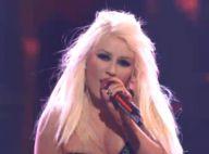The Voice US : Les rondeurs, le body et le show, Christina Aguilera assume