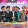 Pré-générique de  Touche pas à mon poste , jeudi 19 avril 2012 sur France 4