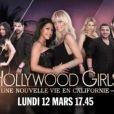 Ayem, actuellement dans  Hollywood Girls  sur NRJ 12.