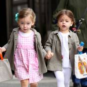 Sarah Jessica Parker : Ses jumelles, très lookées, jouent les stars à New York
