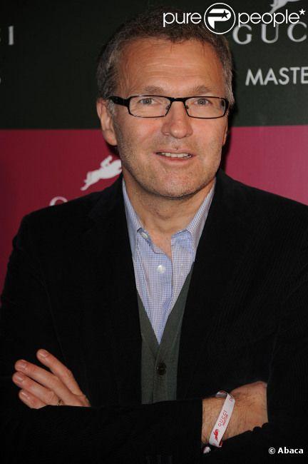 Laurent Ruquier en décembre 2011 à Villepinte