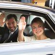La comtesse Stéphanie en route vers une nouvelle vie...   La comtesse Stéphanie de Lannoy, qui s'apprête à épouser le grand-duc héritier Guillaume de Luxembourg, prince de Nassau et de Bourbon-Parme, a été officiellement présentée aux autorités nationales, à la presse et au public le 27 avril 2012. La séance photo a eu lieu au palais grand-ducal, au lendemain de l'annonce de leurs fiançailles.
