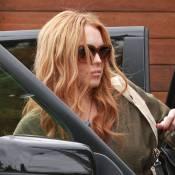Lindsay Lohan dans Glee : Accusée de jouer les divas et d'arriver en retard