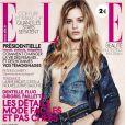 Georgia May Jagger, shootée par Dan Martensen pour le magazine Elle du 6 avril 2012.