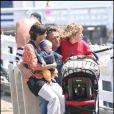 Daniel Baldwin : partie de pêche en famille !
