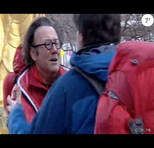 Jean-Pierre et François dans Pékin Express 2012, mardi 1er mai 2012, sur M6