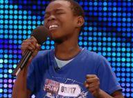 Britain's Got Talent : Un chanteur de 9 ans à la voix d'ange craque sur scène