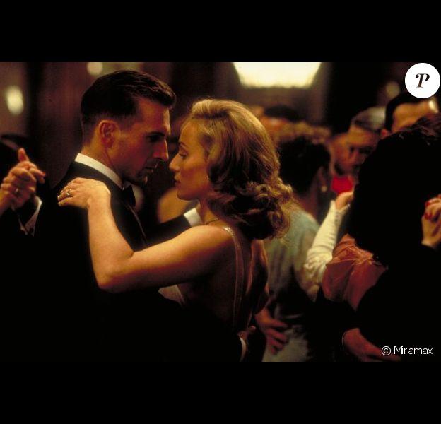 Ralph Fiennes et Kristin Scott Thomas dans Le Patient anglais (1996)