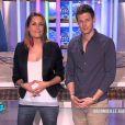 Jeny et Matthieu dans  Les Anges de la télé-réalité 4 - Le Mag , le 4 mai 2012 sur NRJ12